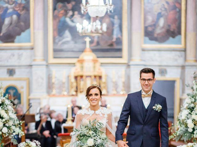 Le mariage de Alban et Marina à Thonon-les-Bains, Haute-Savoie 35