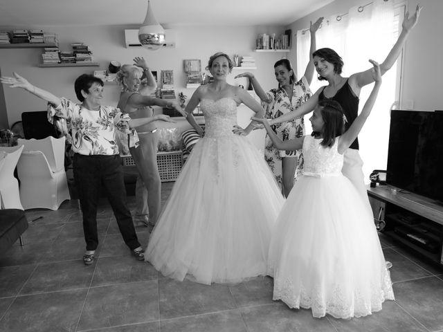 Le mariage de Julien et Pamela à Parignargues, Gard 1