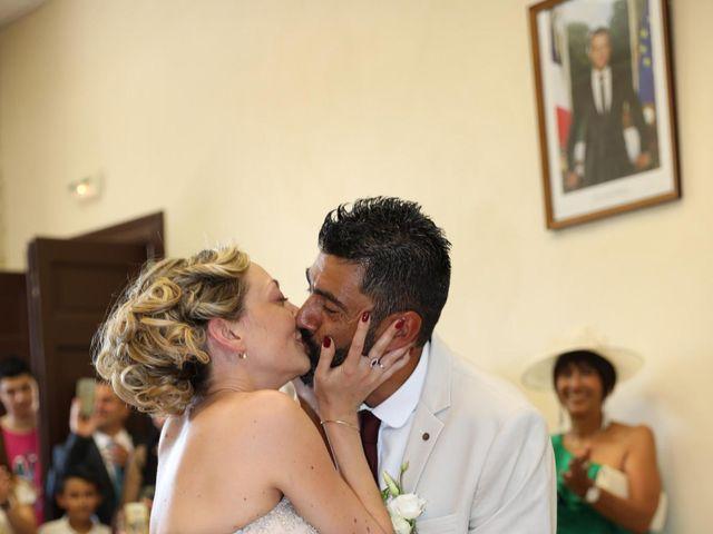 Le mariage de Julien et Pamela à Parignargues, Gard 6