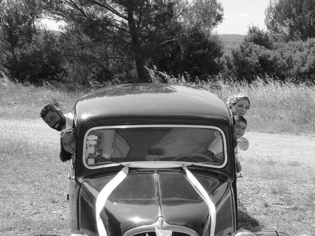 Le mariage de Julien et Pamela à Parignargues, Gard 7
