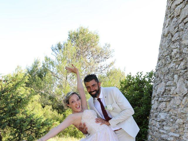 Le mariage de Julien et Pamela à Parignargues, Gard 13