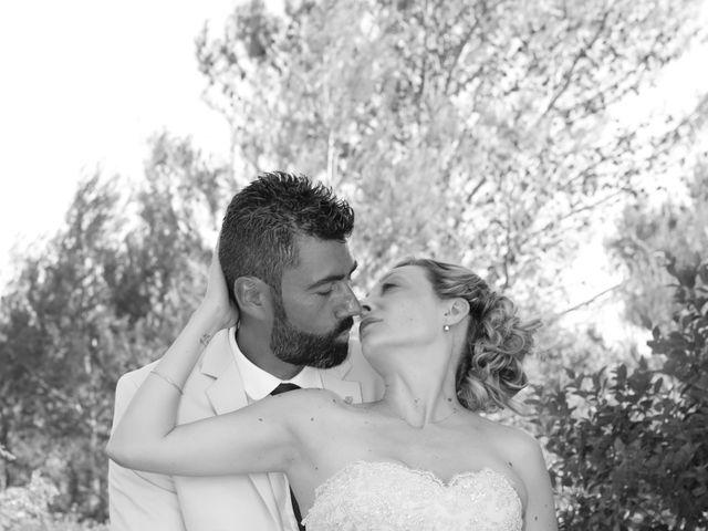 Le mariage de Julien et Pamela à Parignargues, Gard 14