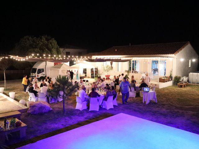 Le mariage de Julien et Pamela à Parignargues, Gard 22