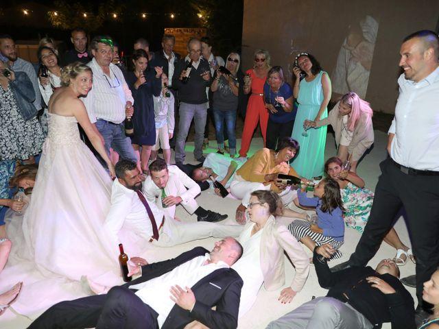 Le mariage de Julien et Pamela à Parignargues, Gard 23