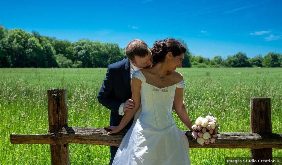 Le mariage de Nicolas et Rebecca à Aubigny-sur-Nère, Cher
