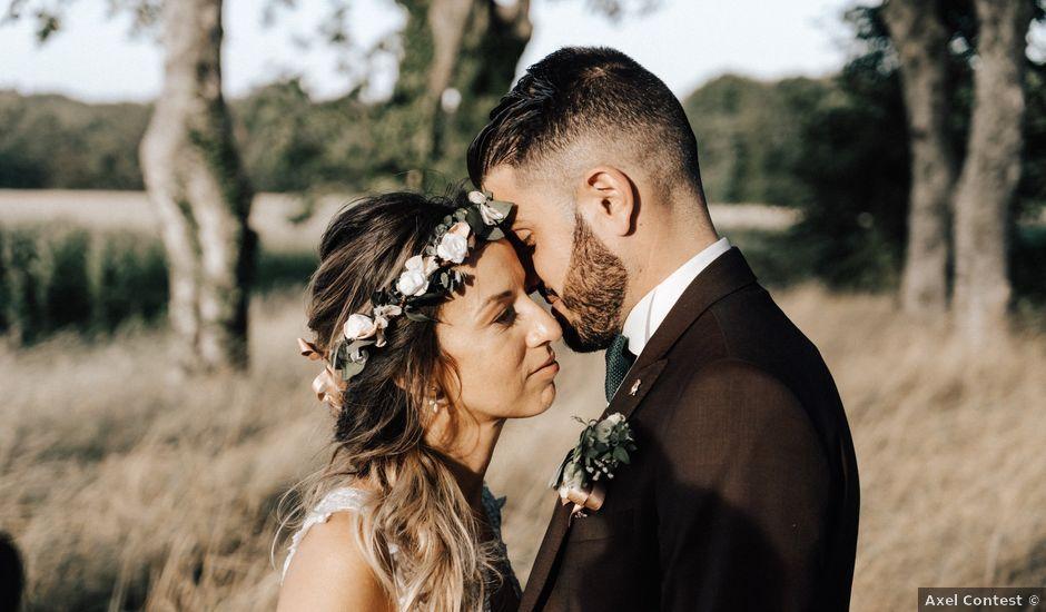 Le mariage de Pierrick et Priscilla à Montluel, Ain