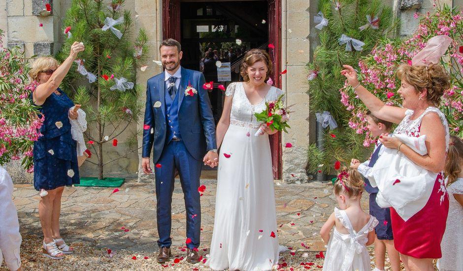 Le mariage de Damien et Alison à Archiac, Charente Maritime