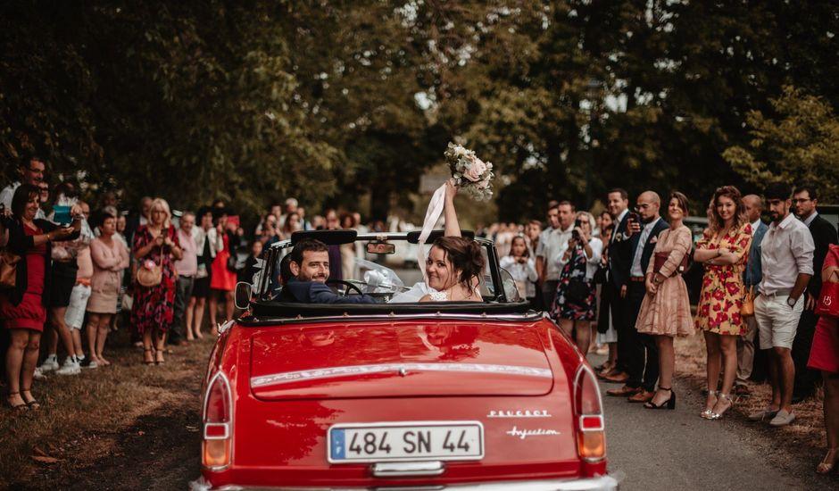 Le mariage de Manuel et Bernadette à Marçay, Indre-et-Loire
