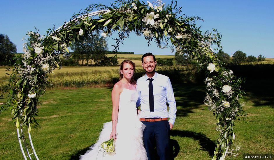 Le mariage de Jessica et Tony à Romeries, Nord