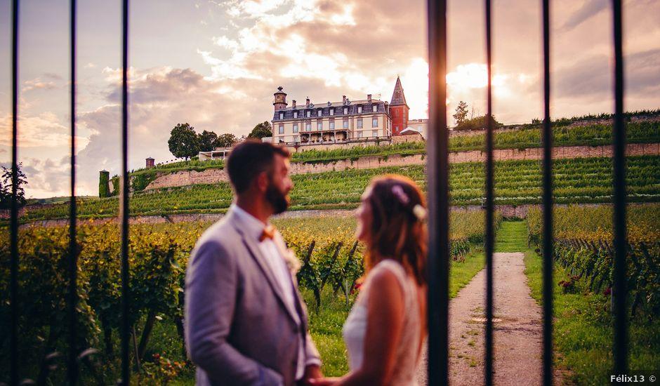 Le mariage de Sylvain et Carole à Rouffach, Haut Rhin