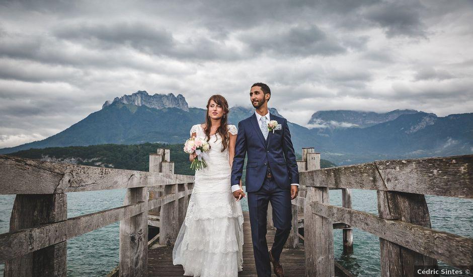 Le mariage de Yassir et Chloé à Seynod, Haute-Savoie