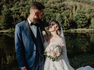 Le mariage de Tinhinane et Yann