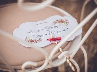 Le mariage de Emilie et Olivier 1