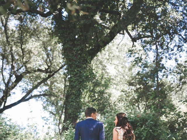 Le mariage de Antoine et Chloé à Saint-Zacharie, Var 12