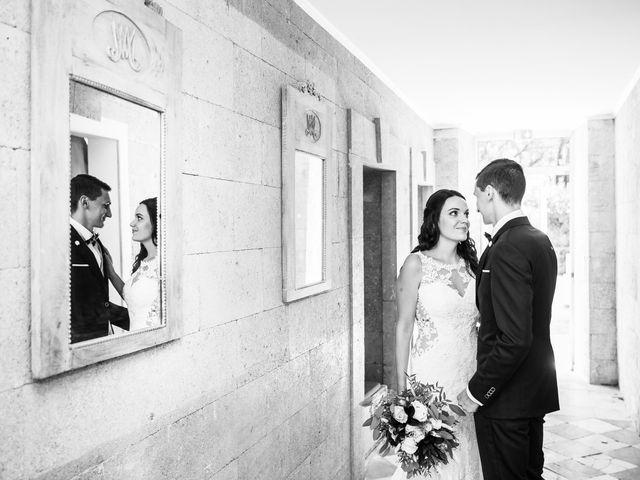 Le mariage de Antoine et Chloé à Saint-Zacharie, Var 17