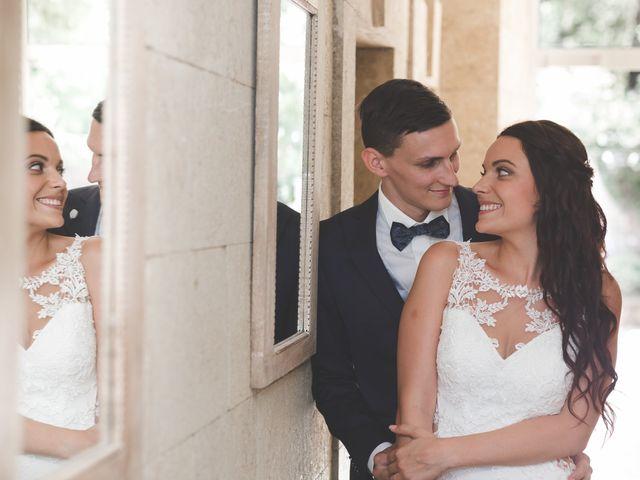 Le mariage de Antoine et Chloé à Saint-Zacharie, Var 18