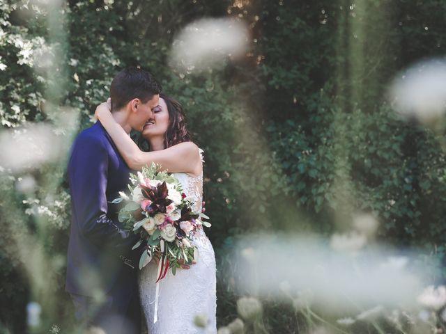 Le mariage de Antoine et Chloé à Saint-Zacharie, Var 20