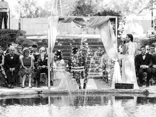 Le mariage de Antoine et Chloé à Saint-Zacharie, Var 21