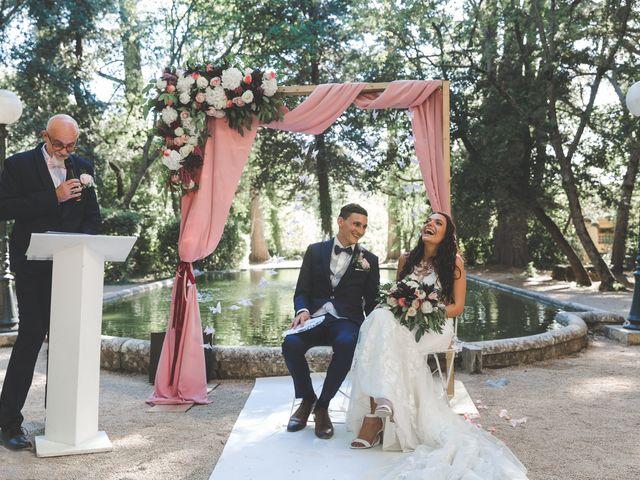 Le mariage de Antoine et Chloé à Saint-Zacharie, Var 22