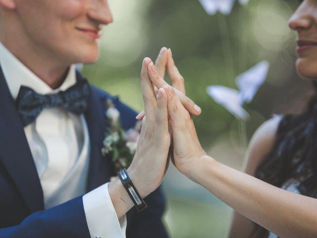 Le mariage de Antoine et Chloé à Saint-Zacharie, Var 1