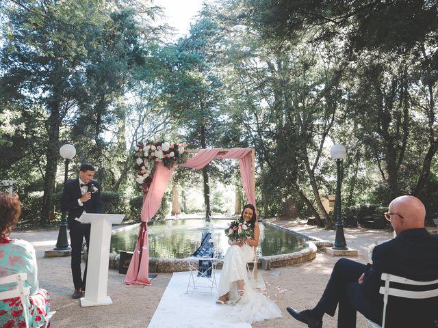 Le mariage de Antoine et Chloé à Saint-Zacharie, Var 25