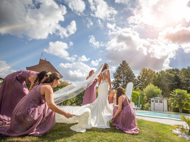 Le mariage de Rémi et Margaux à Lesquin, Nord 7