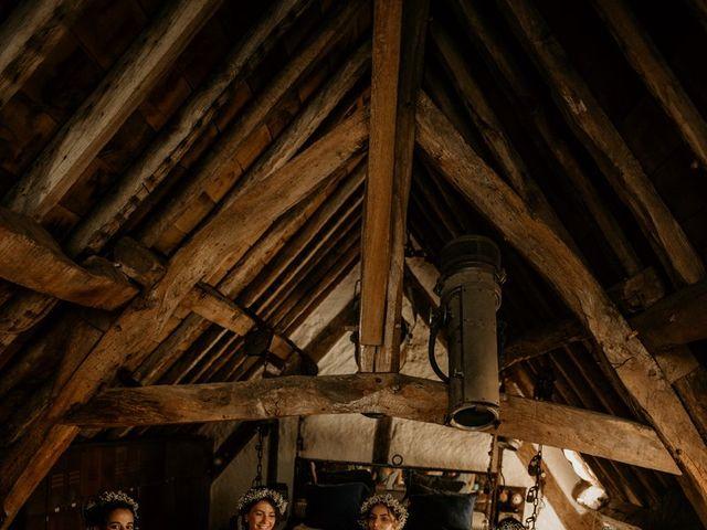 Le mariage de Arthur et Lucie à Lainville, Yvelines 20