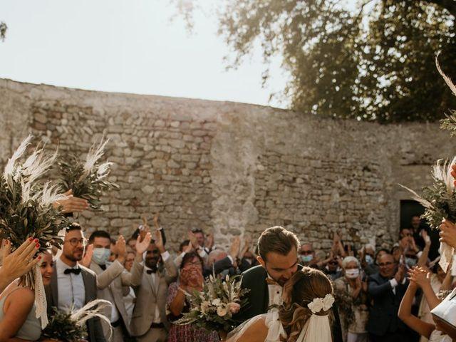 Le mariage de Arthur et Lucie à Lainville, Yvelines 26