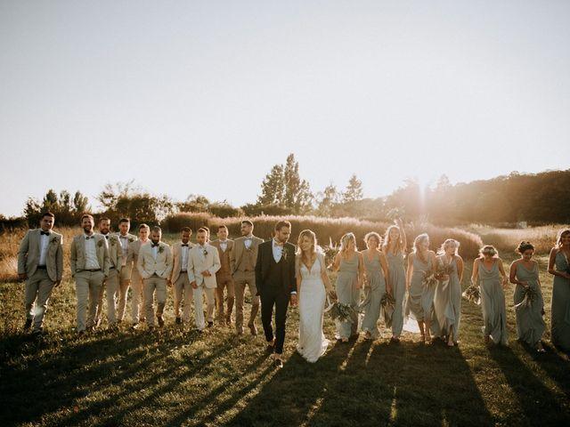 Le mariage de Arthur et Lucie à Lainville, Yvelines 40