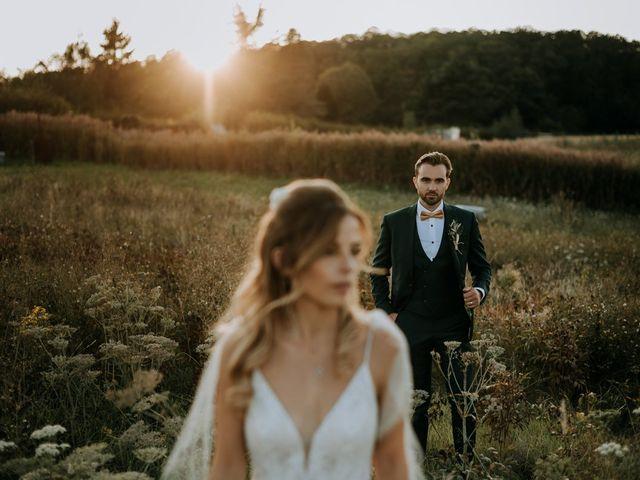 Le mariage de Arthur et Lucie à Lainville, Yvelines 44
