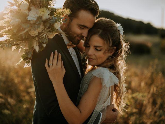 Le mariage de Lucie et Arthur