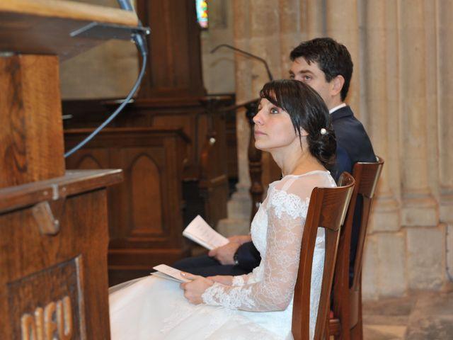 Le mariage de Sébastien et Cindy à La Pommeraye, Calvados 1