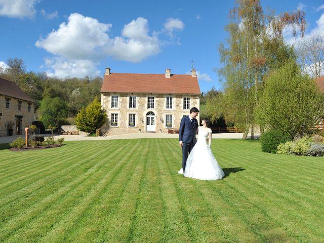 Le mariage de Sébastien et Cindy à La Pommeraye, Calvados 4