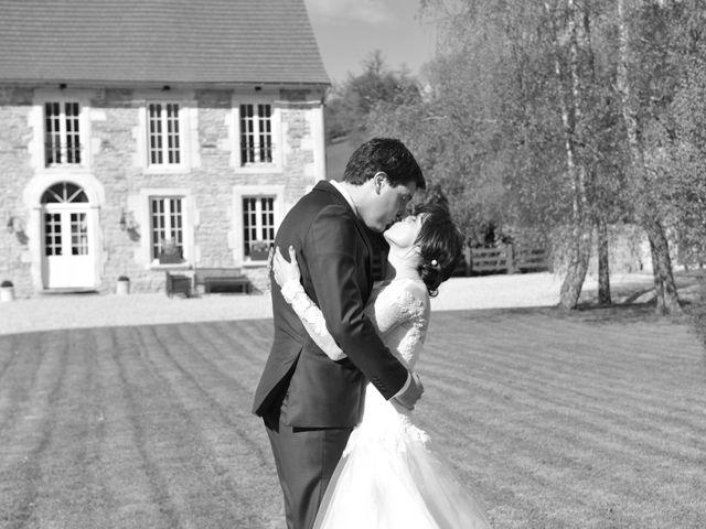 Le mariage de Sébastien et Cindy à La Pommeraye, Calvados 5