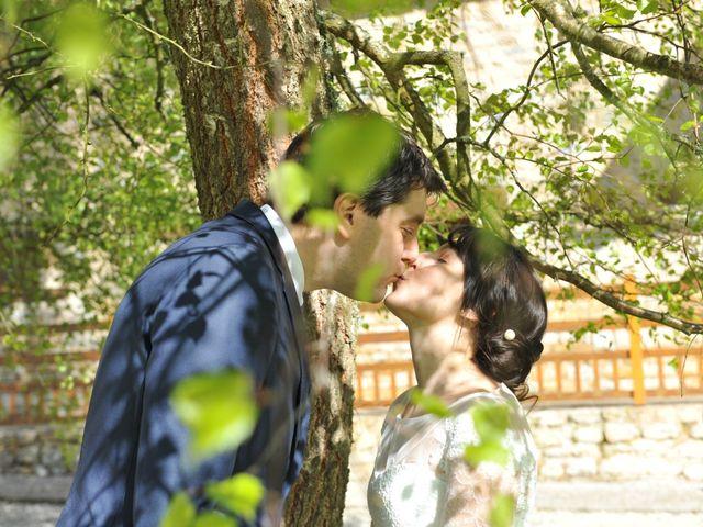 Le mariage de Cindy et Sébastien