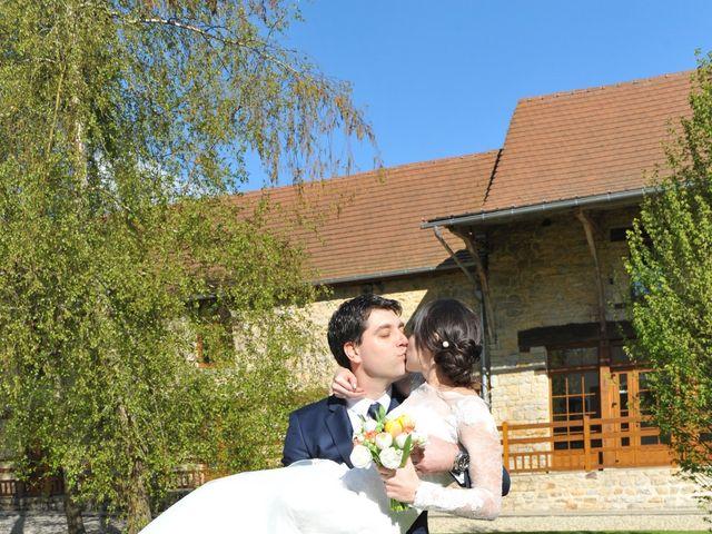 Le mariage de Sébastien et Cindy à La Pommeraye, Calvados 10