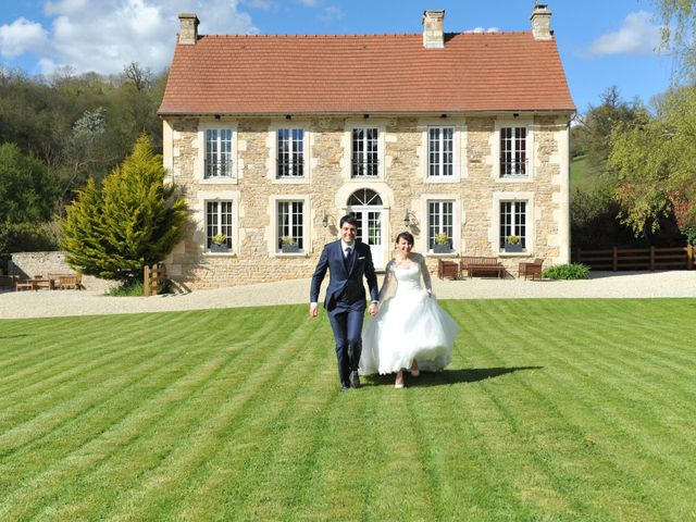 Le mariage de Sébastien et Cindy à La Pommeraye, Calvados 13
