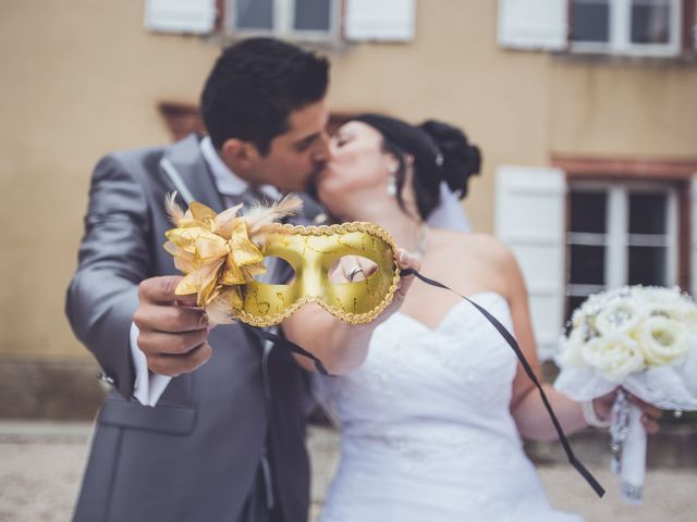 Le mariage de Olivier et Emilie à Pamiers, Ariège 13