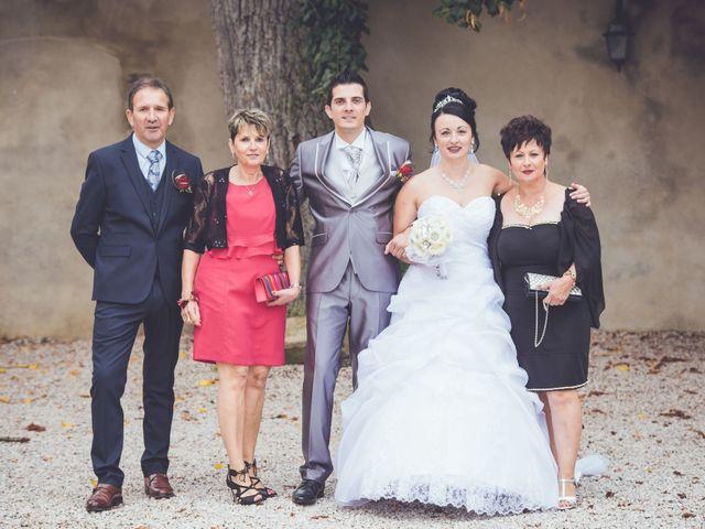 Le mariage de Olivier et Emilie à Pamiers, Ariège 16