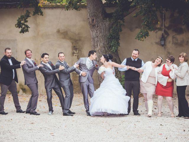 Le mariage de Olivier et Emilie à Pamiers, Ariège 18