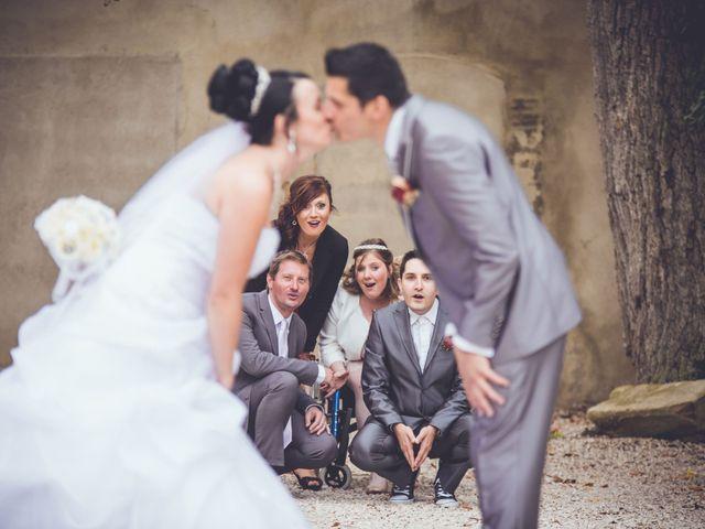 Le mariage de Olivier et Emilie à Pamiers, Ariège 20