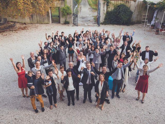 Le mariage de Olivier et Emilie à Pamiers, Ariège 22
