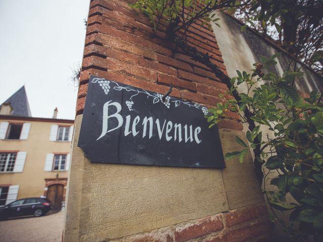 Le mariage de Olivier et Emilie à Pamiers, Ariège 31