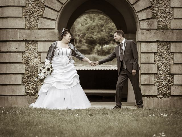 Le mariage de JEAN et KARELLE à Gouvieux, Oise 3