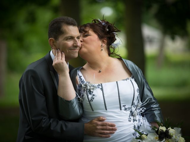 Le mariage de JEAN et KARELLE à Gouvieux, Oise 5