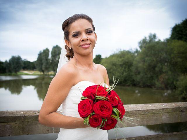 Le mariage de Emmanuel et Tatiane à Carquefou, Loire Atlantique 1