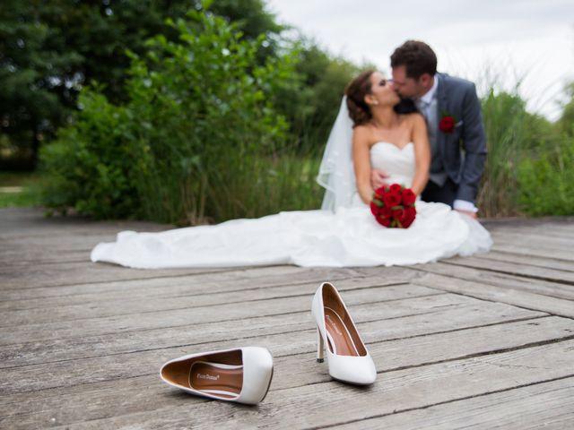 Le mariage de Emmanuel et Tatiane à Carquefou, Loire Atlantique 3