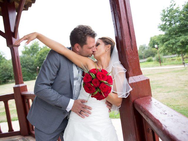 Le mariage de Emmanuel et Tatiane à Carquefou, Loire Atlantique 8