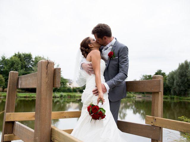 Le mariage de Emmanuel et Tatiane à Carquefou, Loire Atlantique 9
