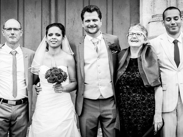 Le mariage de Emmanuel et Tatiane à Carquefou, Loire Atlantique 22